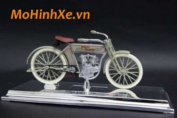 1909 Harley-Davidson Twin 5D V-Twin 1:18 Maisto
