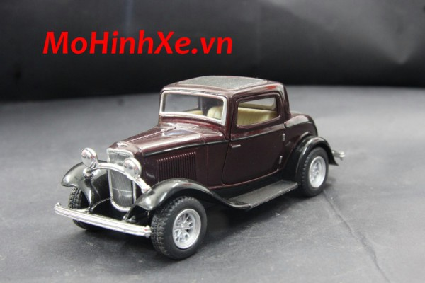 1932 Ford 3-Window Coupe 1:36 Kinsmart