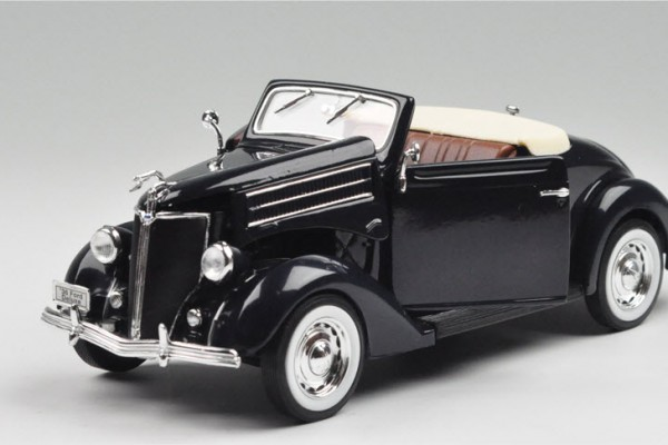 1936 Ford Deluxe Cabriolet 1:24 Welly