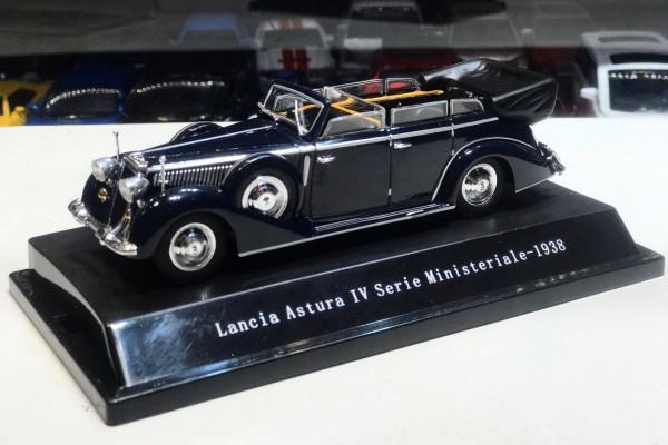 1938 Lancia Astura IV Serie Ministeriale 1:43 Starline