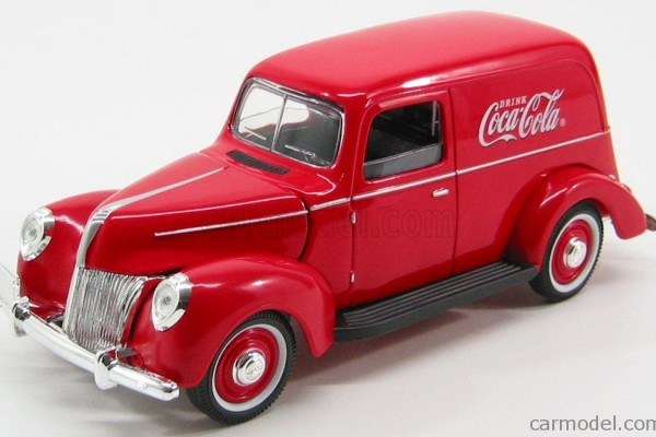 1940 Ford Delivery Panel Van 1:18 Echelle
