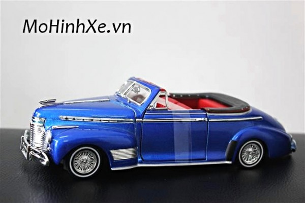 1941 Chevrolet Special Deluxe 1:24 Welly