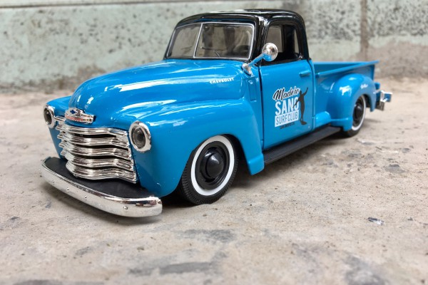 1950 Chevrolet 3100 Pick-Up 1:24 Maisto