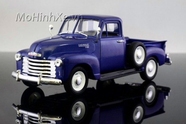 1953 Chevrolet 3100 Pick Up 1:24 Welly