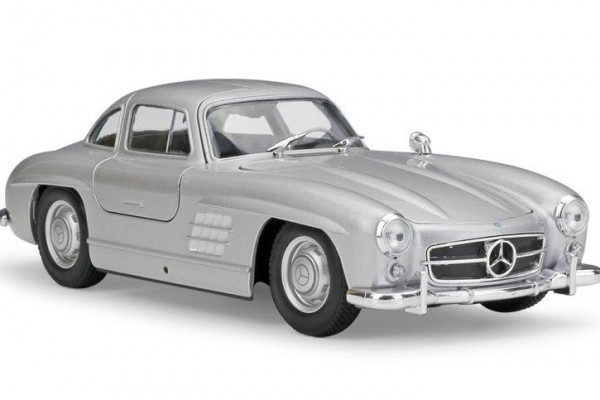 1954 Mercedes-Benz 300 SL 1:24 Welly-FX