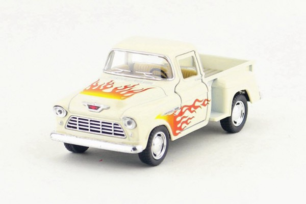 1955 Chevy Stepside Pick-Up 1:36 Kinsmart