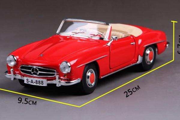 1955 Mercedes-Benz 190SL 1:18 Maisto