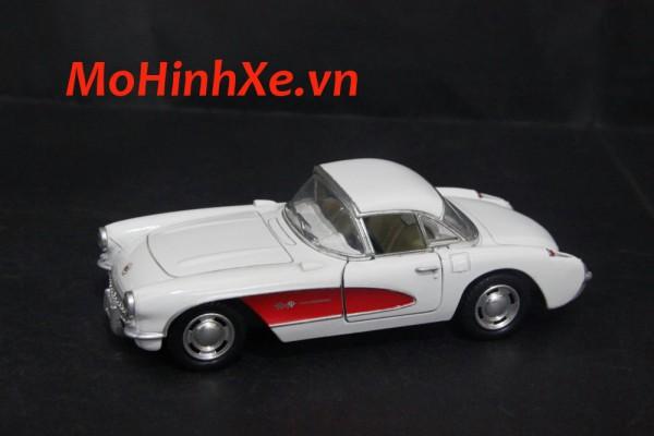 1957 Chevrolet Corvette 1:36 Kinsmart