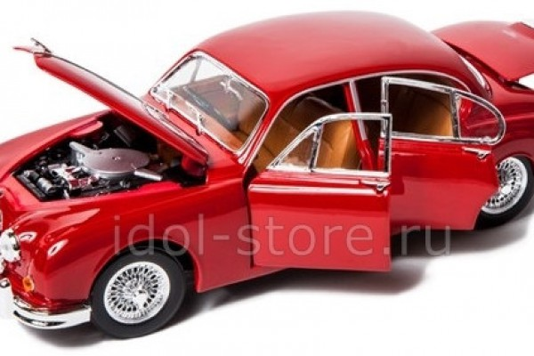 1959 Jaguar Mark II 1:18 Bburago
