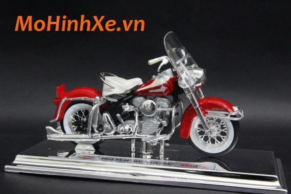 1962 Harley-Davidson FLH Duo Glide 1:18 Maisto