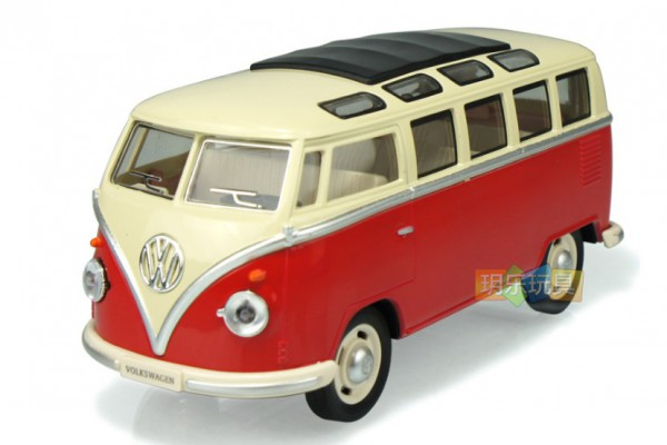 1963 Volkswagen Bus T1 1:24 MZ