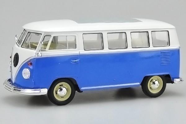 1963 Volkswagen Bus T1 1:24 Welly