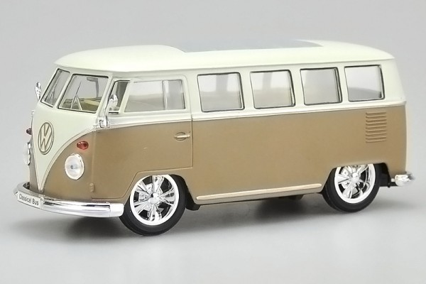 1963 Volkswagen Bus T1 1:24 Welly