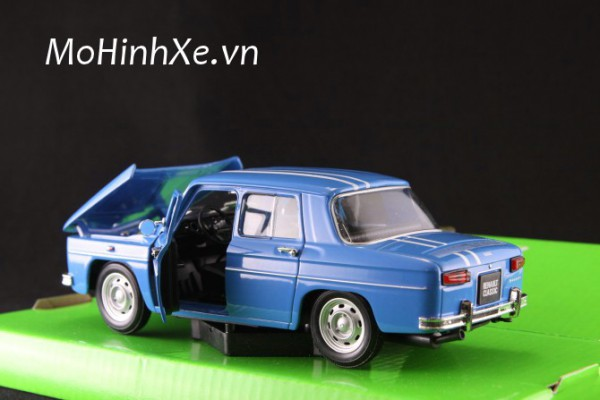 1964 Renault R8 Gordini 1:24 Welly