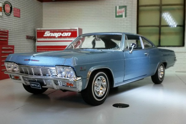 1965 Chevrolet Impala SS 396 1:24 Welly