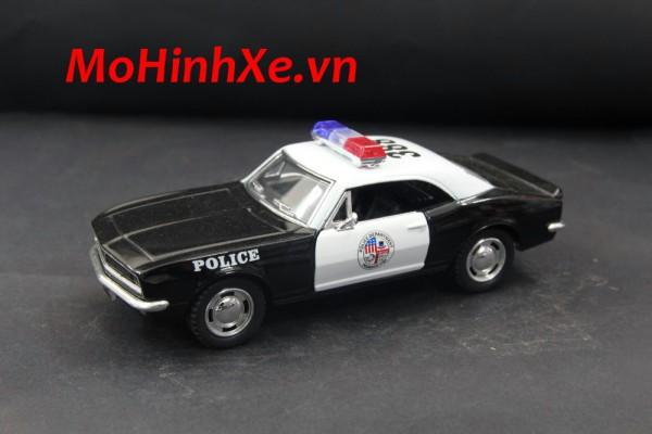 1967 Chevrolet Camaro Z/28 Police 1:36 Kinsmart