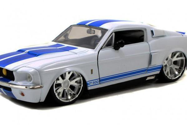 1967 Shelby GT-500 1:24 Jada