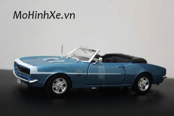 1968 Chevrolet Camaro SS 396 Convertible 1:24 Maisto