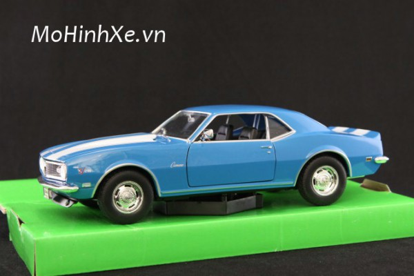 1968 Chevrolet Camaro Z28 1:24 Welly