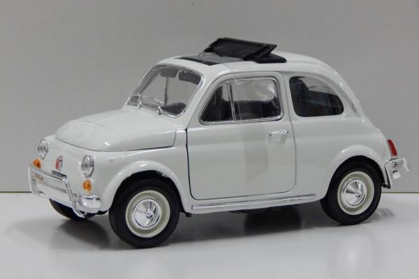 1968 Fiat 500L 1:18 Bburago