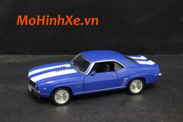 1969 Chevrolet Camaro SS 1:36 RMZ City