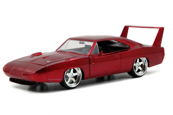 1969 Dodge Charger Daytona 1:24 Jada