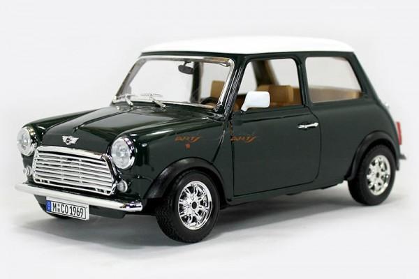 1969 Mini Cooper 1:18 Bburago