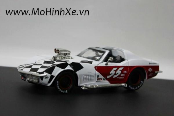 1970 Chevrolet Corvette 1:24 Maisto