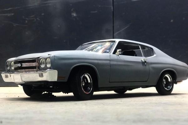1970 Chevy Chevelle SS 1:18 ERTL