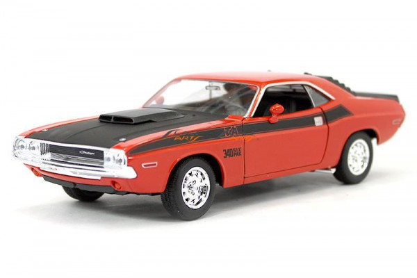 1970 Dodge Challenger T/A  1:24 Welly