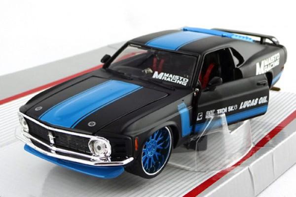 1970 Ford Mustang Boss 302 1:24 Maisto