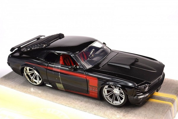 1970 Ford Mustang Boss 429 1:24 Jada