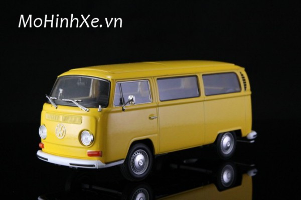 1972 Volkswagen Bus T2 1:24 Welly