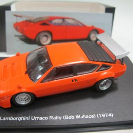 1974 Lamborghini Urraco Rally (Bob Wallace) 1:43 LEO