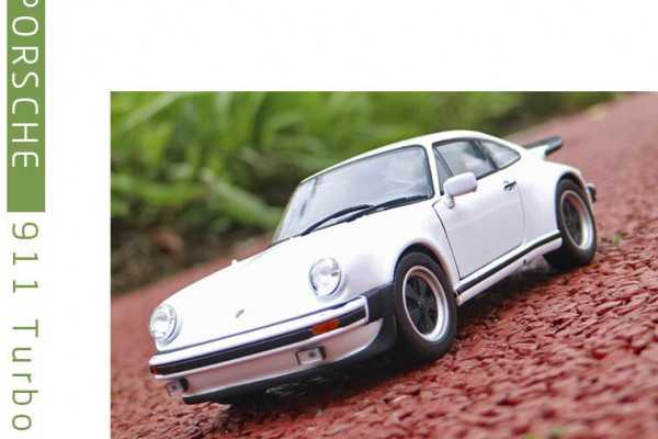 1974 Porsche 911 Turbo 3.0 1:24 Welly