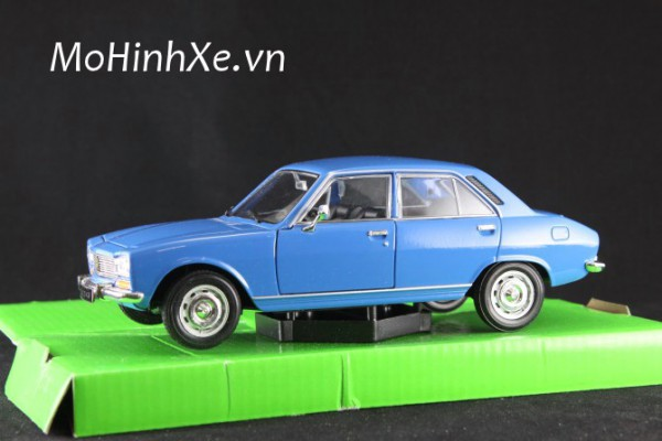 1975 Peugeot 504 1:24 Welly