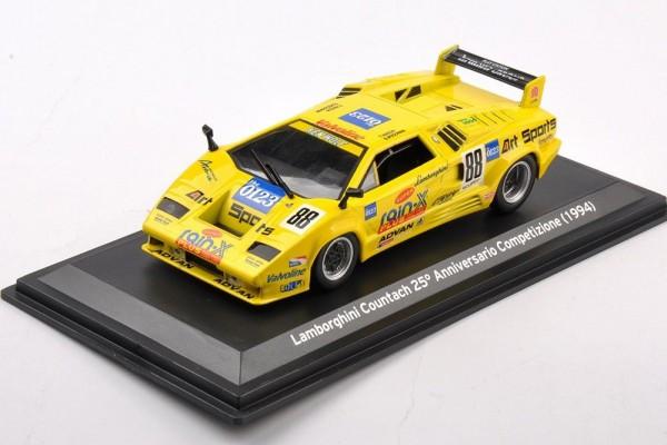 1994 Lamborghini Countach 25 Anniversario Competizione 1:43 LEO