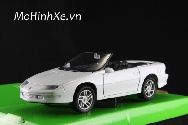 1995 Chevrolet Camaro 1:24 Welly
