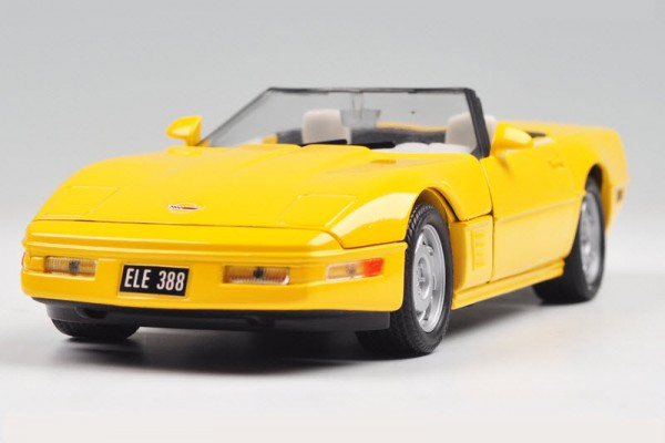 1995 Chevrolet Corvette 1:24 Welly