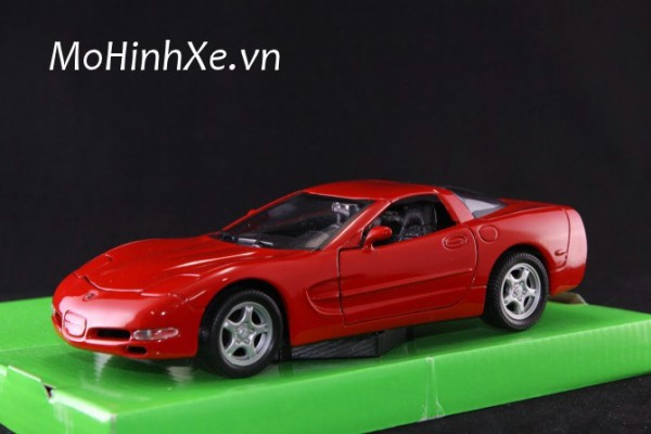 1999 Chevrolet Corvette 1:24 Welly