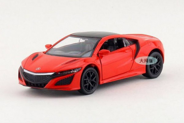 Acura NSX 1:36 RMZ City