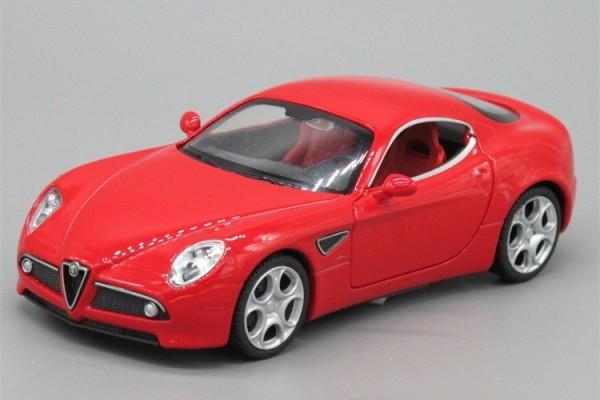 Alfa Romeo 8C Competizione 1:32 MSZ