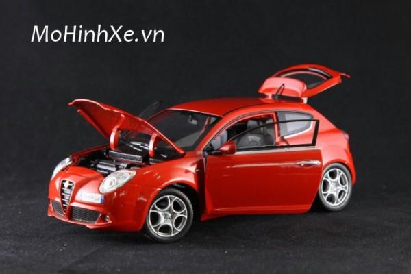 Alfa Romeo MI.To 1:24 Motorama