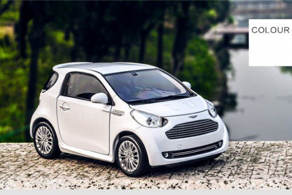 Aston Martin Cygnet 1:24 Welly
