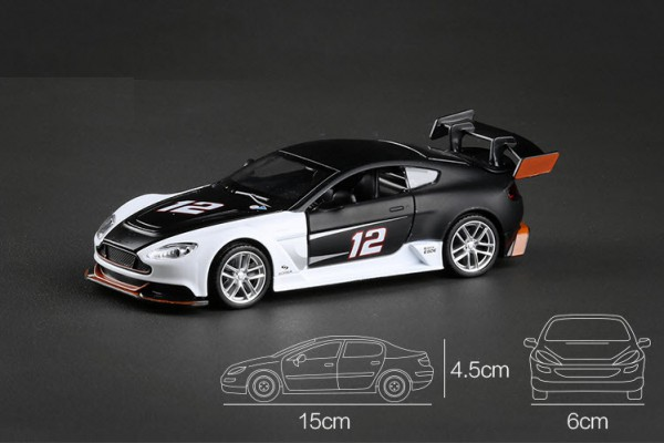 Aston Martin GT3 1:32 Alloy Metal
