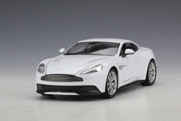 Aston Martin Vanquish 1:24 Welly