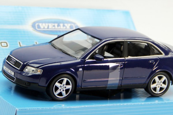 Audi A4 1:24 Welly