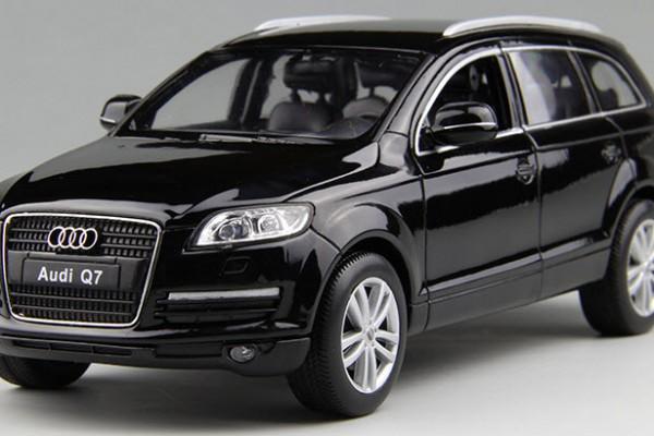 Audi Q7 1:24 Welly