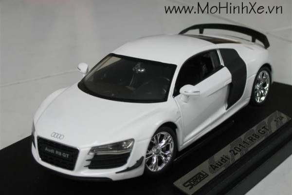 Audi R8 GT 2011 1:24 Speedy