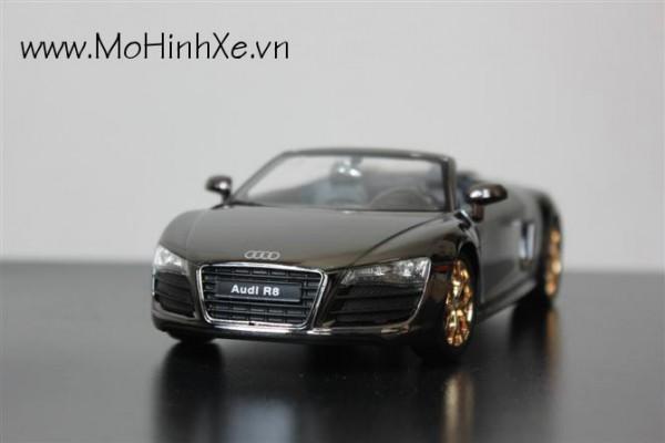 Audi R8 Spyder 1:24 Speedy